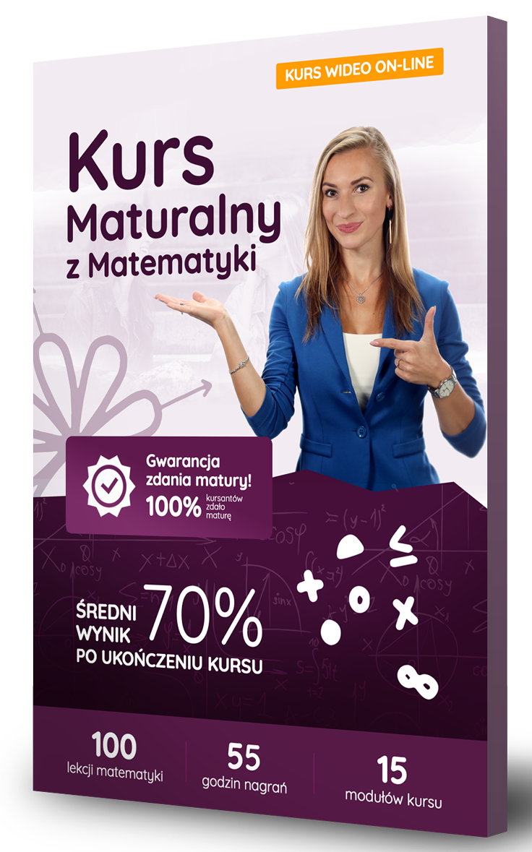 Matematyczny Kurs Maturalny - Kurs wideo z matematyki z którym zdasz maturę