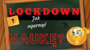 lockdown, nauka zdalna